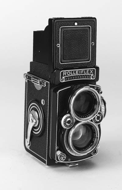 Rolleiflex 2.8F no. 1653333