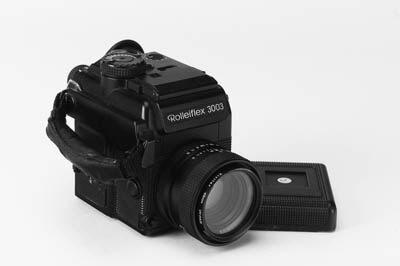 Rolleiflex 3003 no. 007390055