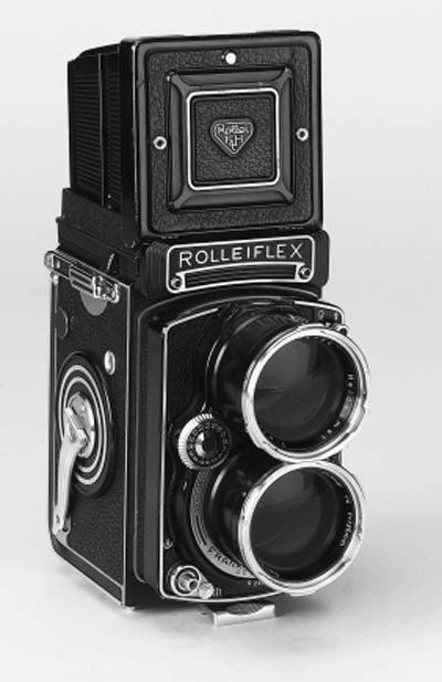 Tele-Rolleiflex no. S2301071