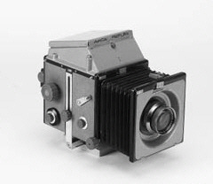 Arca Reflex camera