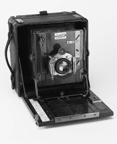 Sanderson hand camera no. 4861