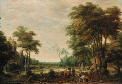 Attributed to Pieter Meulenaer