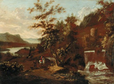 Circle of Dirck Verhaert, 17th
