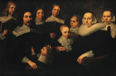 Circle of Jan de Bray (1627-16
