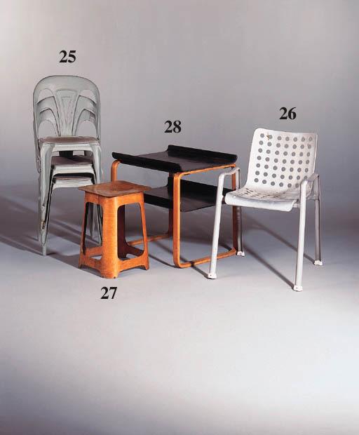 An Isokon stool