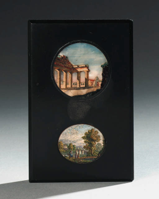 An Italian pietre dure and mic