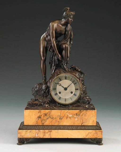 A Louis Philippe bronze-mounte
