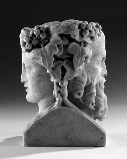 A Neapolitan marble head of Ja