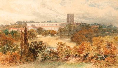 William Paton Burton (1828-188