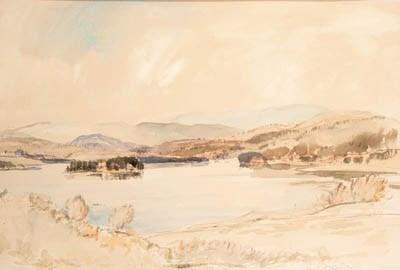 Sir David Young Cameron (1865-