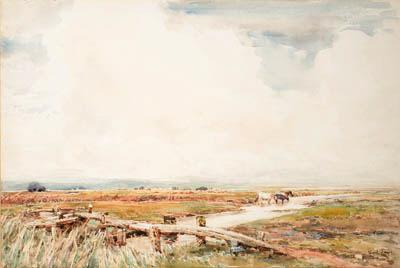 Claude Hayes (1852-1922)