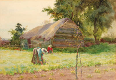 Maude Raphael Jones (fl.1889-1