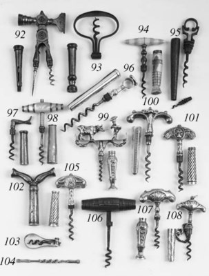 AN 18TH CENTURY STEEL PICNIC C