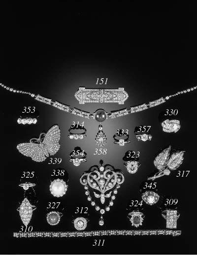 A diamond eighteen stone recta