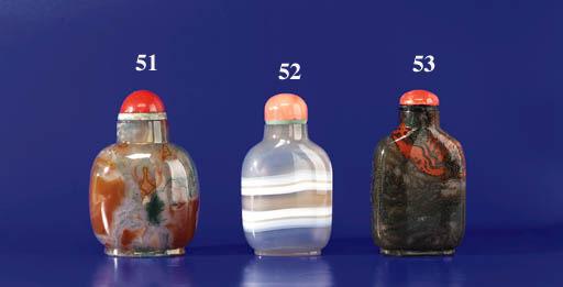 A Moss Agate Bottle