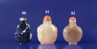 A Sodalite Bottle