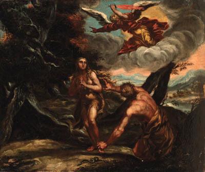 Follower of Abraham Bloemaert