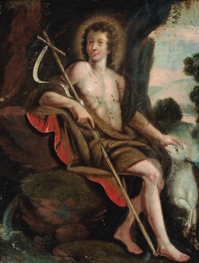 Follower of Simon de Vos