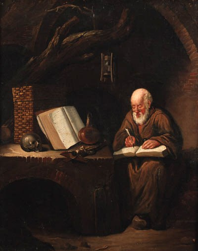 Follower of Gerard Dou