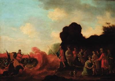 Gerrit Claesz. Bleker (1622-c.