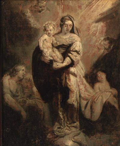 Attributed to Abraham van Diep
