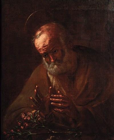 Follower of Jusepe de Ribera,