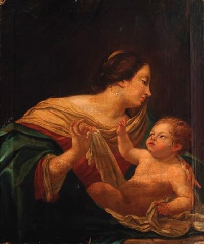 Follower of Simon Vouet