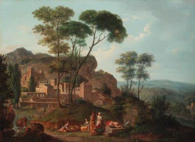 Circle of Nicolas-Didier Boguet (1755-1839)
