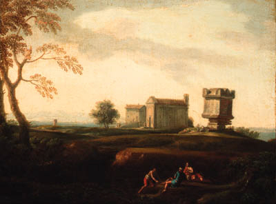Circle of Isaac de Moucheron (1667-1744)