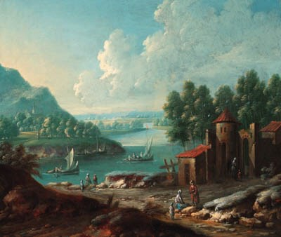 Marc Baets (18th Century)