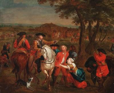 Circle of Pieter van Bloemen (