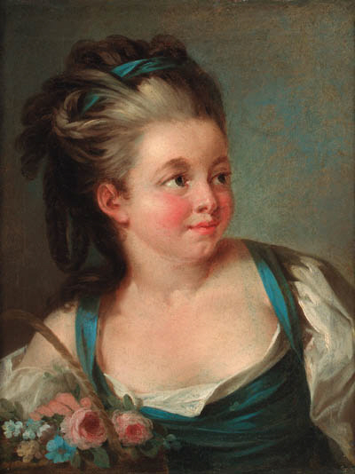 Circle of Jean-Baptiste Leprince (1734-1781)