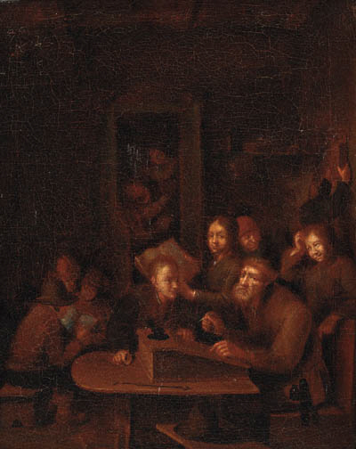 Circle of Gerrit Lundens (1622