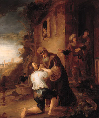 Follower of Rembrandt Harmensz. van Rijn