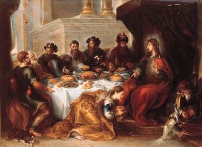 Circle of Simon de Vos (1603-1