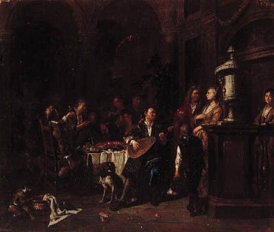 Maximilian Blommaerdt (active c.1696-1740)