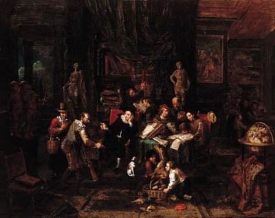 Gerard Thomas (1663-1720)