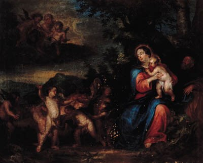 After Sir Anthony van Dyck (15