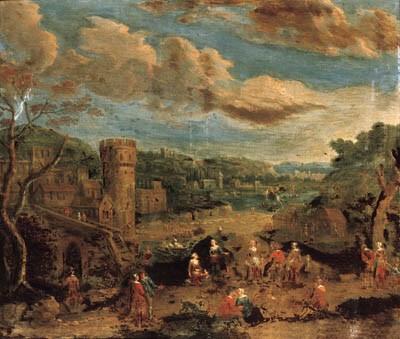 Circle of Peeter Bout (1658-17