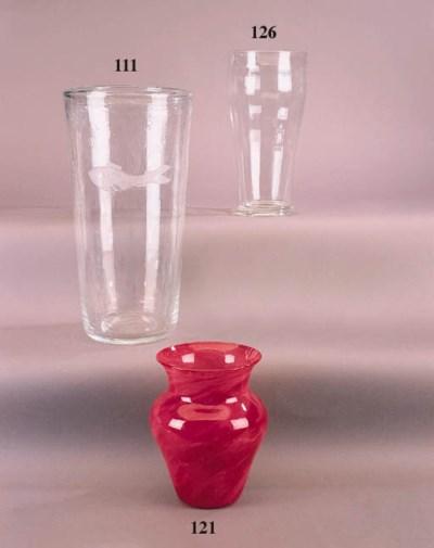 A large Webb vase