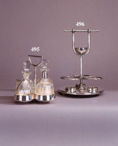 A Hukin & Heath electroplated