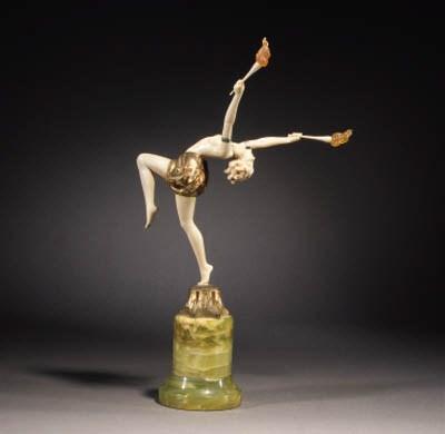 'Torch Dancer'