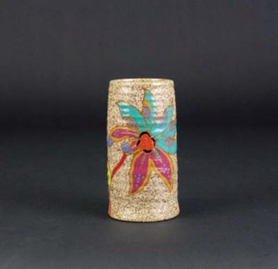 'Goldstone' a  'Bizarre' vase