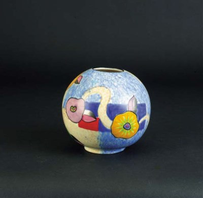'Tahiti' a Wilkinson globe vas