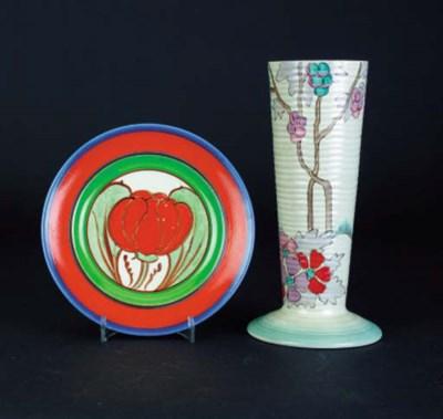 'Pink Pearls' a vase