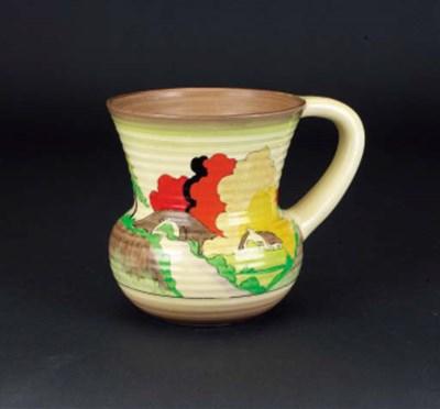 'Lorna' a single-handled vase