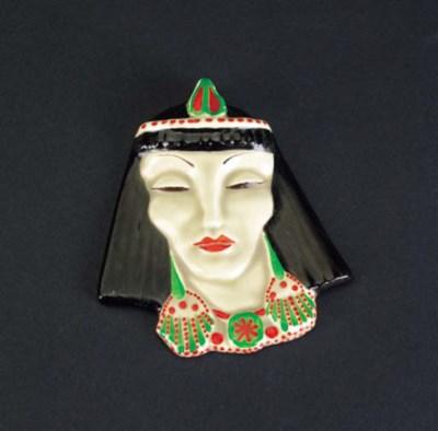 'Egypt' a wall mask