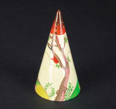 'Spire' a Conical sugar sifter