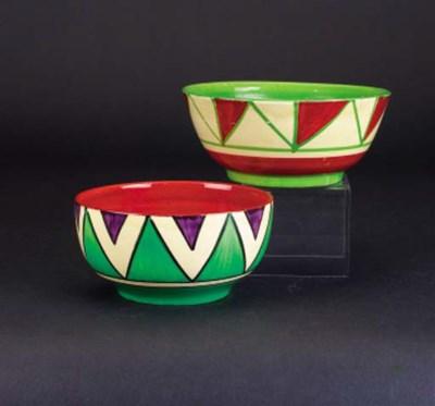 'Original Bizarre' a bowl