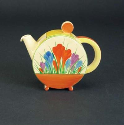'Crocus' a Bon Jour teapot and